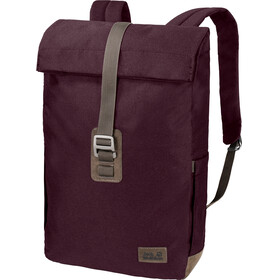 Jack Wolfskin Royal Oak Backpack burgundy